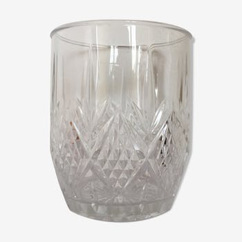 Seau à glace en cristal