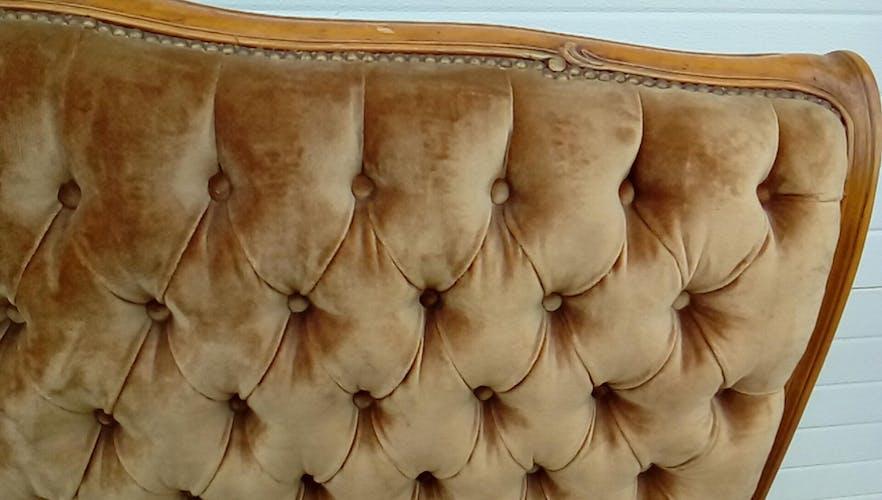 Lit crosse style Louis XV