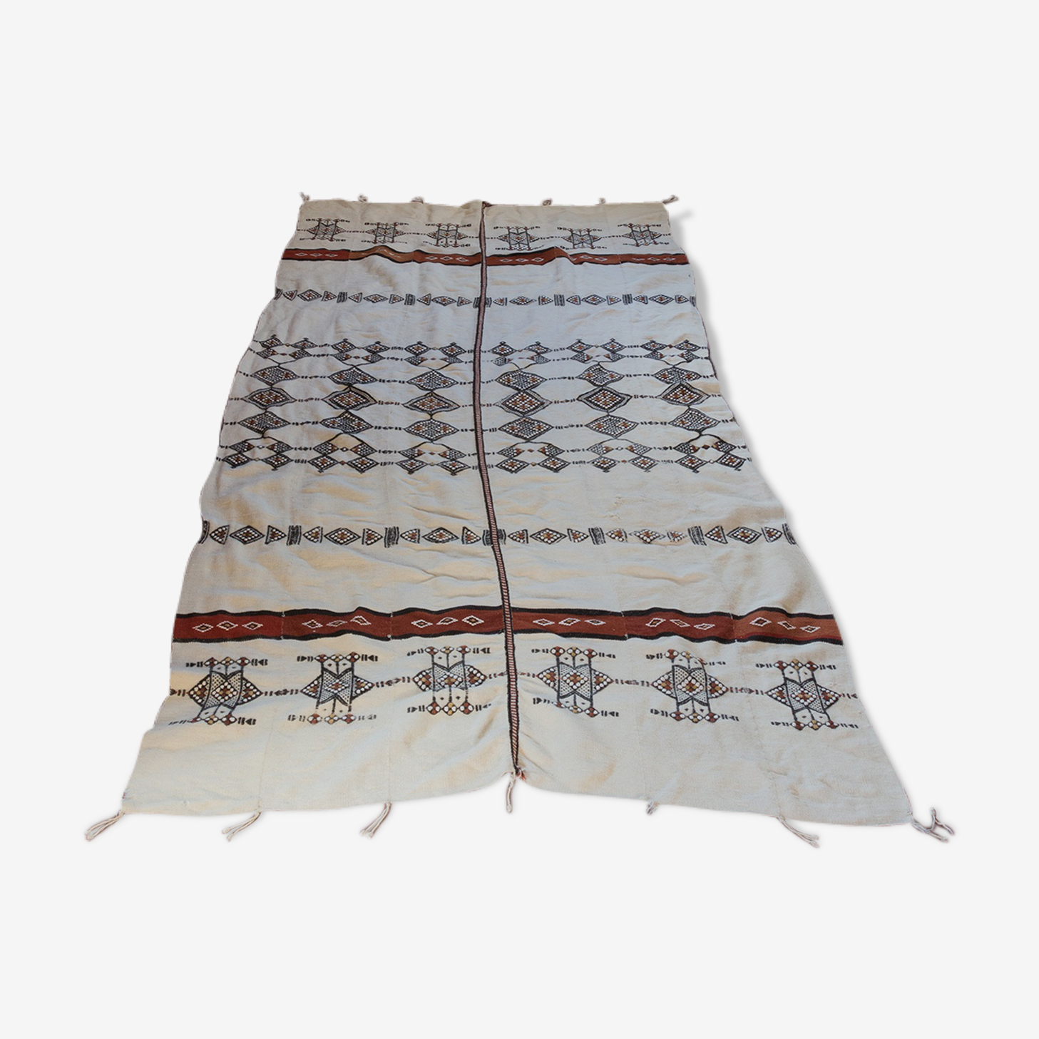 Tapis ethnique 260 x 140 cm