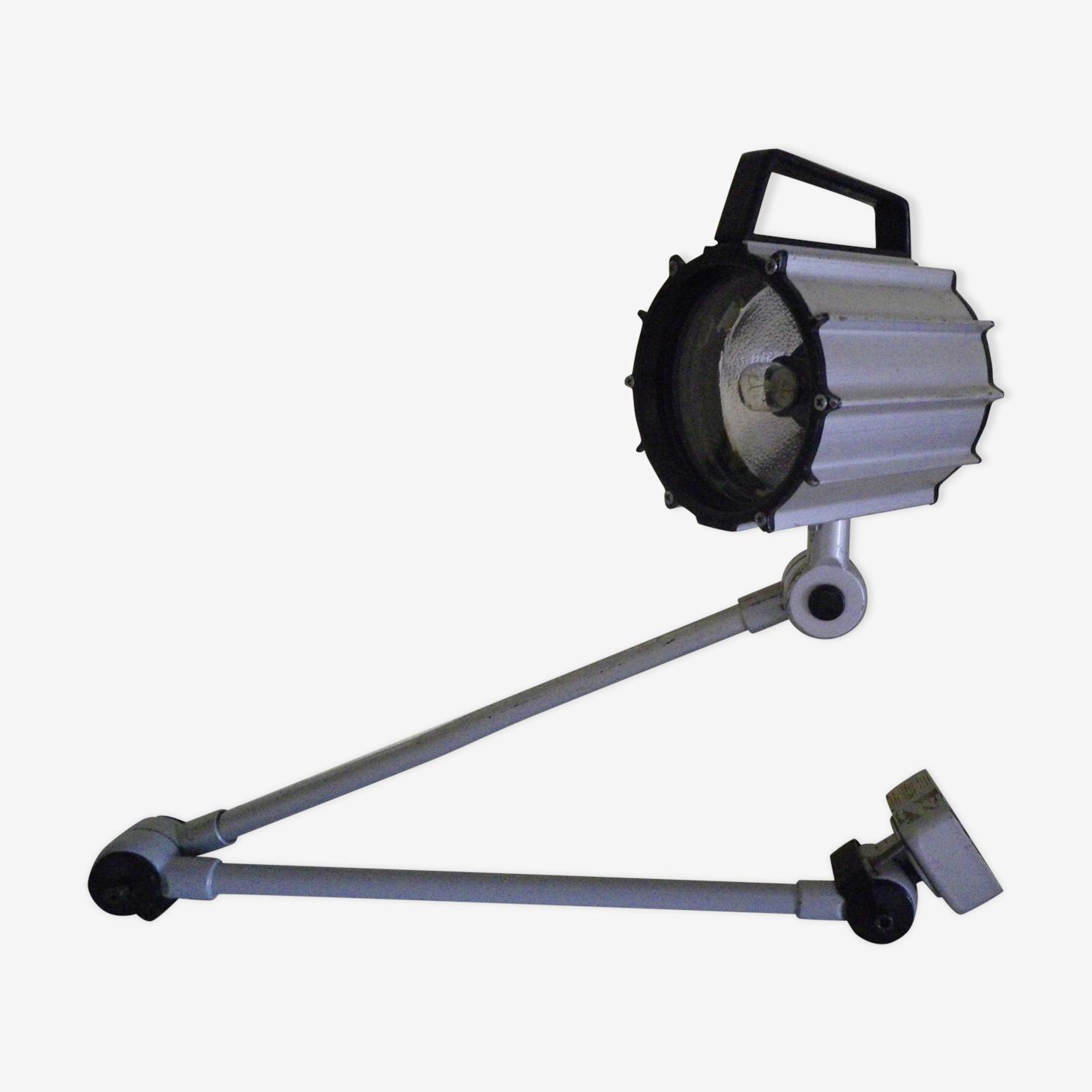 Lampe Industrielle De Machine Outil 2 Bras Articules Waldmann