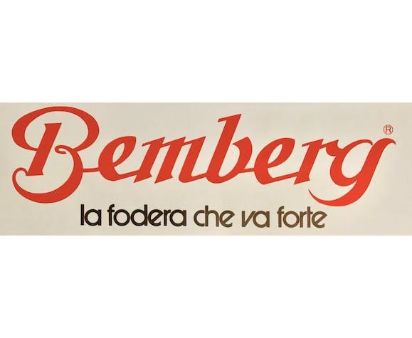 Affiche vintage - Bemberg