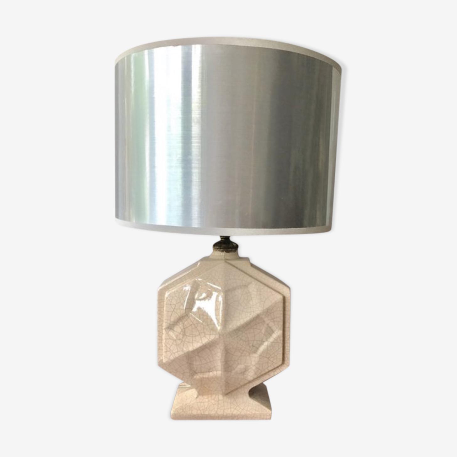 Lampe de table art déco France