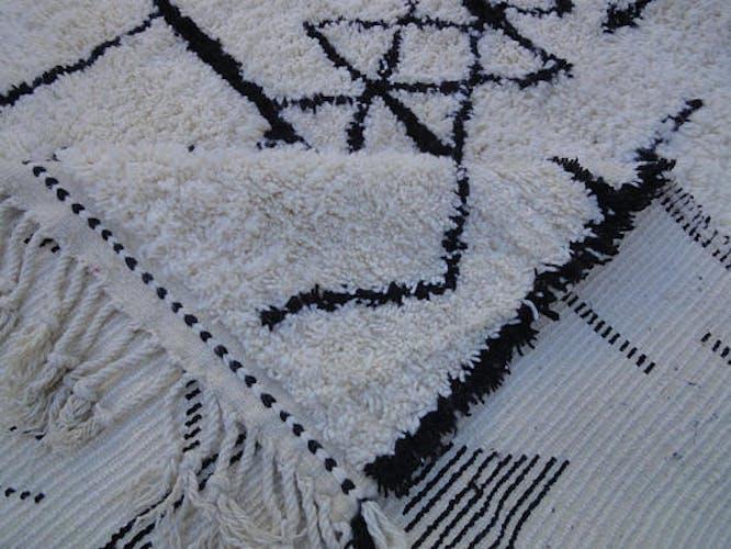 Beniouarin carpet 355x252 cm