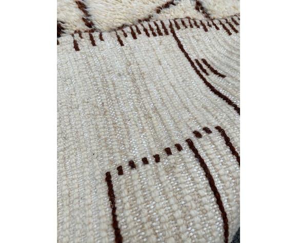 Tapis berbere Beni Ouarain 210x300 cm