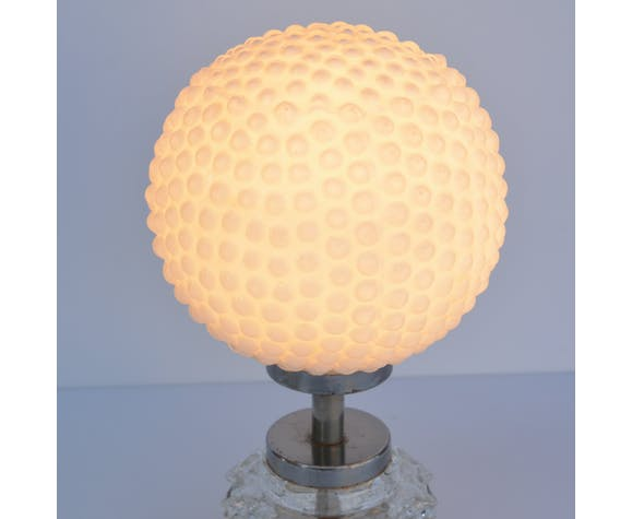 Lampe de chevet Aloys Fischer Sundern, Type 448, Allemagne années 1970
