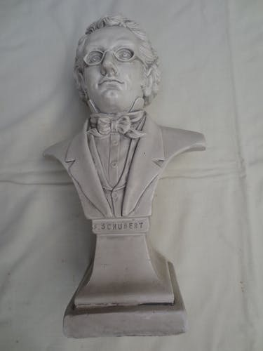 Buste de Schubert