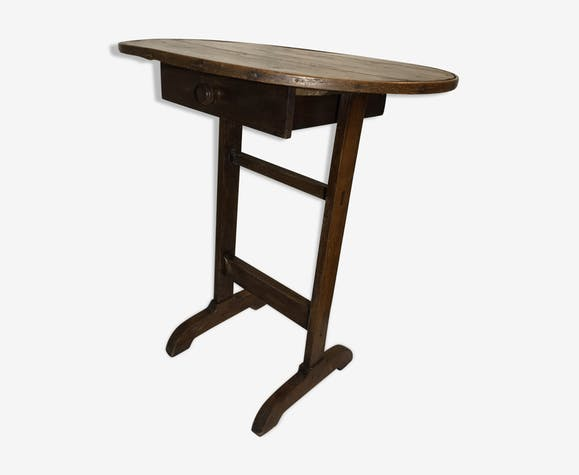 Table ronde d'appoint