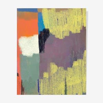 Rough Chalk Colors — 40 x 50 cm