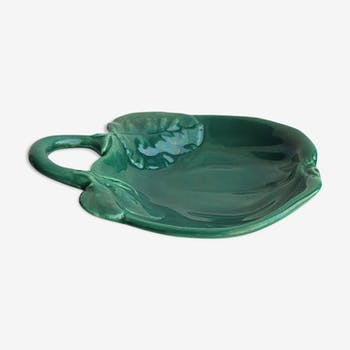 Trinket bowl Apple green