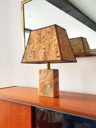 Lampe vintage En Deknudt Belgique