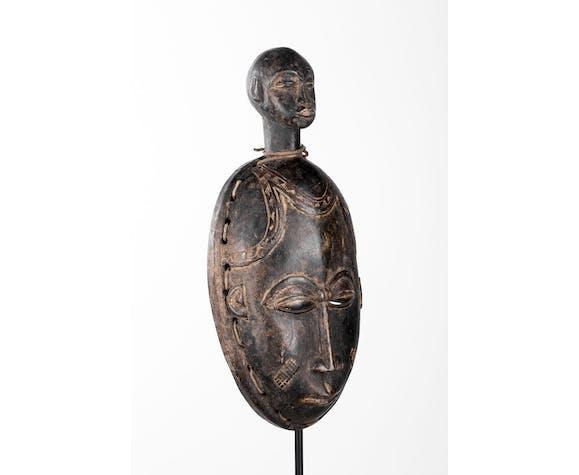 Masque Yohouré Art Africain RCI