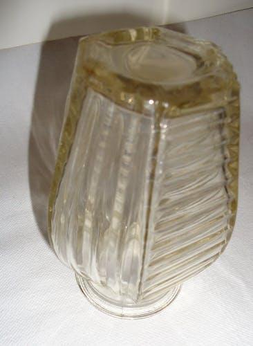 Art deco style vase