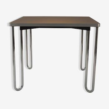 Table to tubes of Jaco de Boer