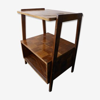 Table Cabinet TV 1970s