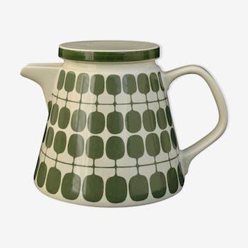 Théière melitta vert olive