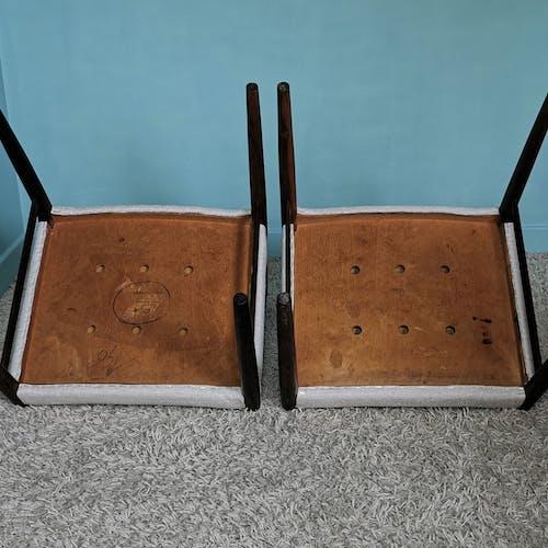 Paire de chaises Alf Aarseth
