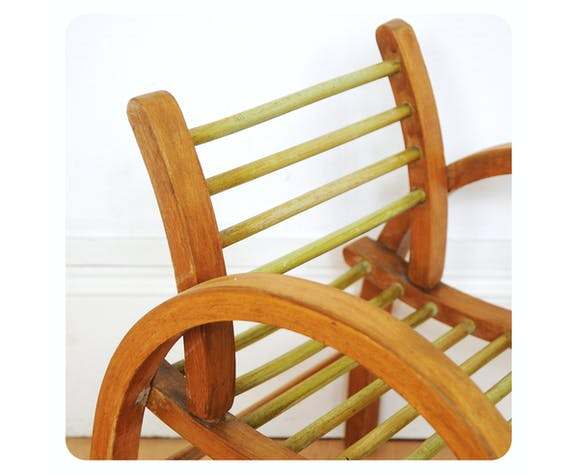 Chaise bébé vintage