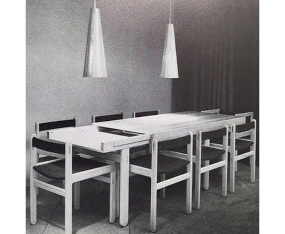 Suspension Conus by Jørgen Wolff for Torben Orskov 1955