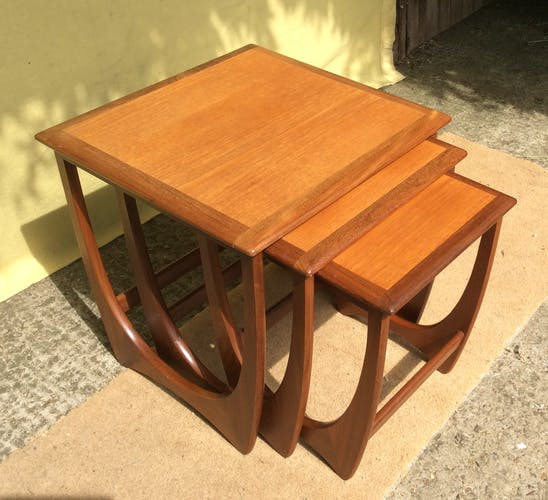 Pull out tables by lb Koford Larsen for G Plan