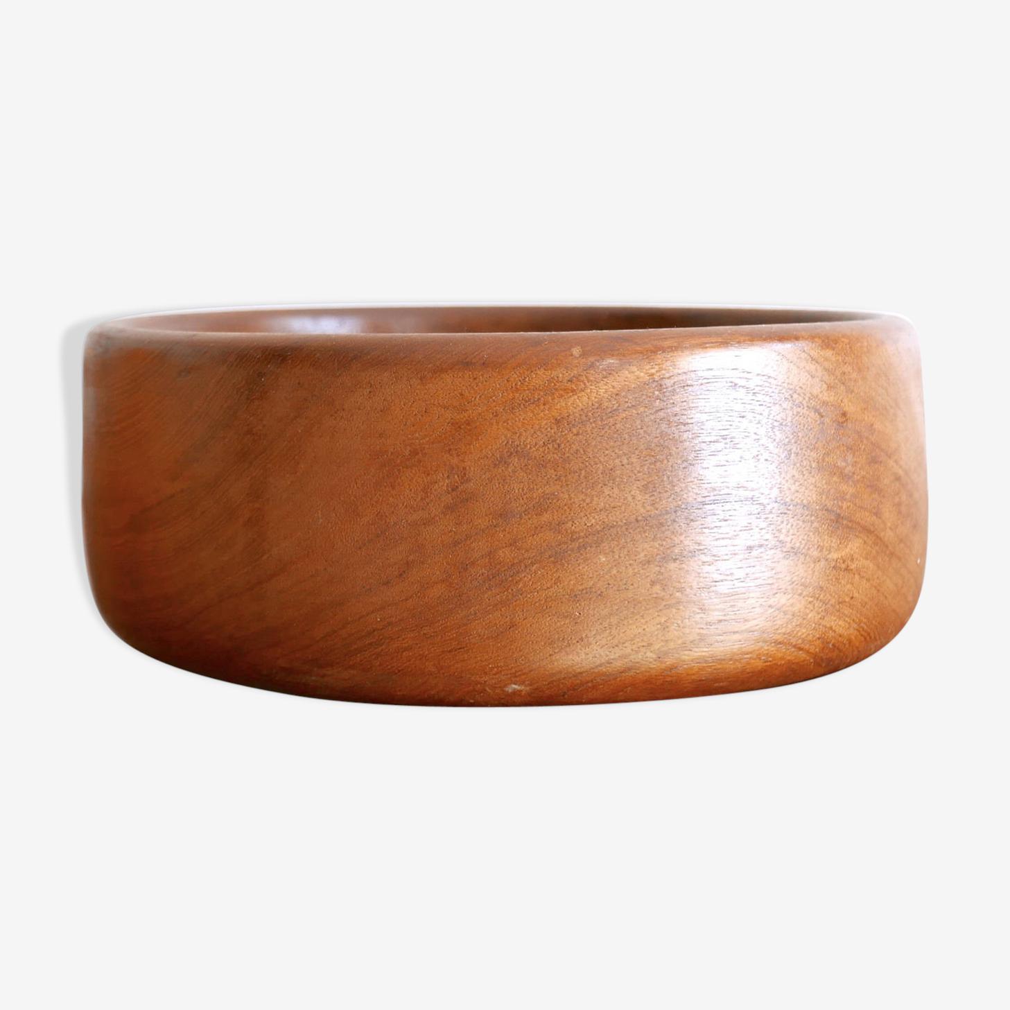 Scandinavian teak bowl, 50 years