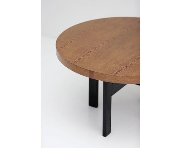 Table de salle à manger ronde par Wenge