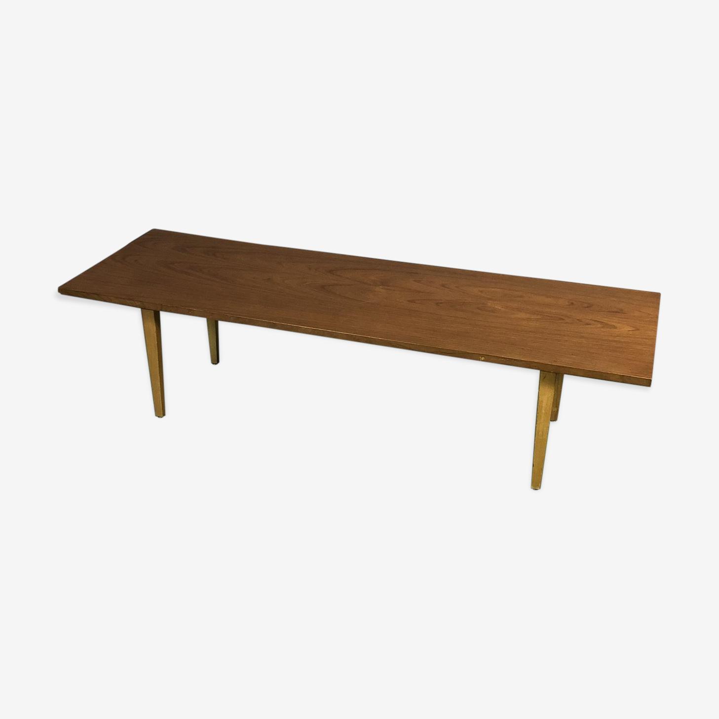 Teak coffee table 1970