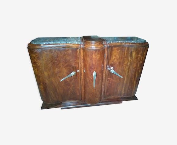 Buffet art déco 1930 - bois (Matériau) - bois (Couleur) - art déco ...