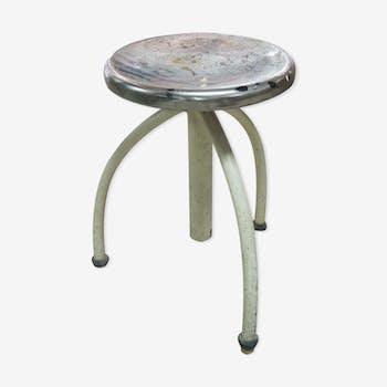 Industrial stool Bauhaus 1930