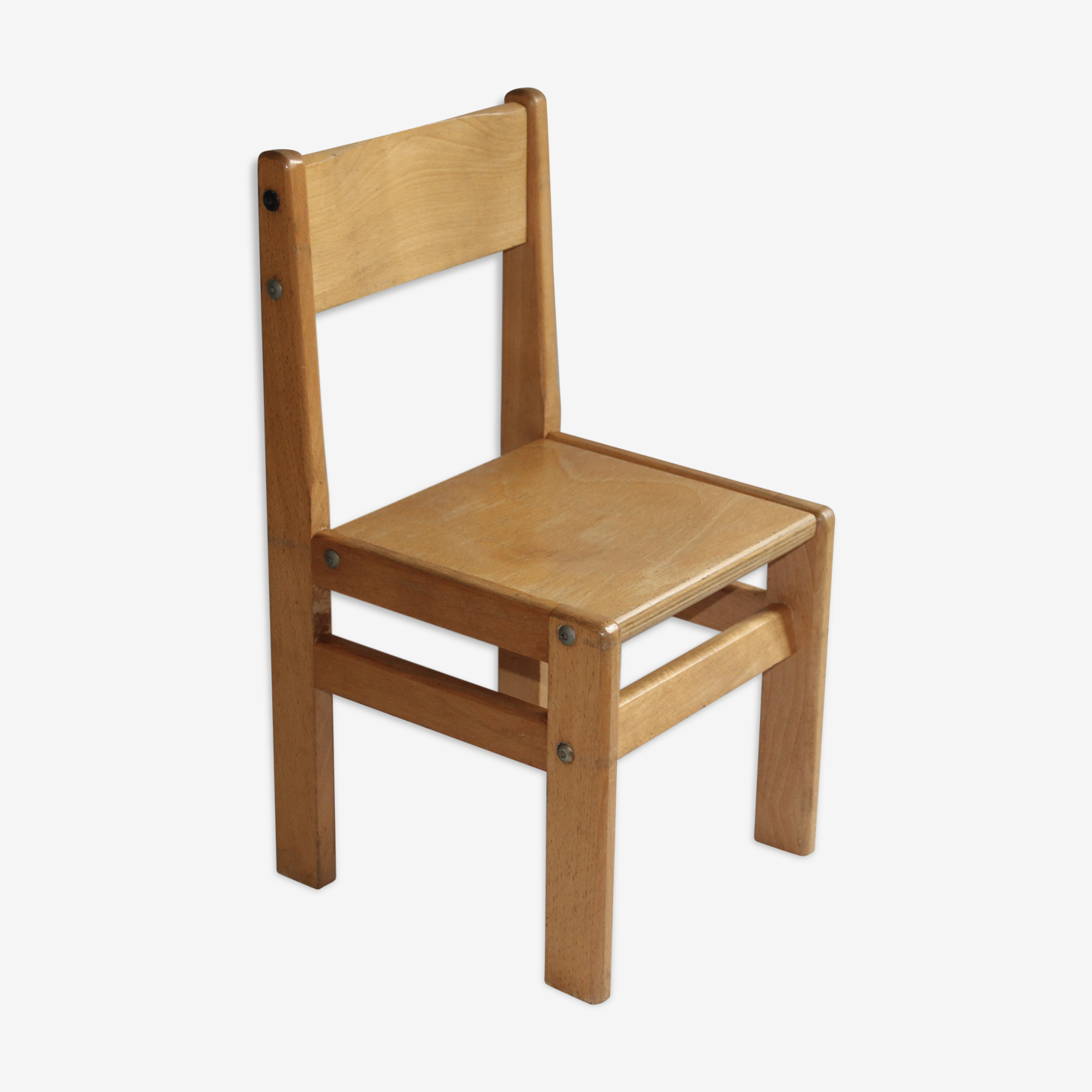 Chaise d'écolier 1970s
