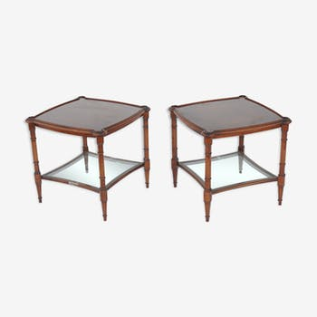 Pair of coffee tables