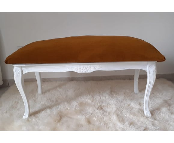 Table bout lit style Louis XV