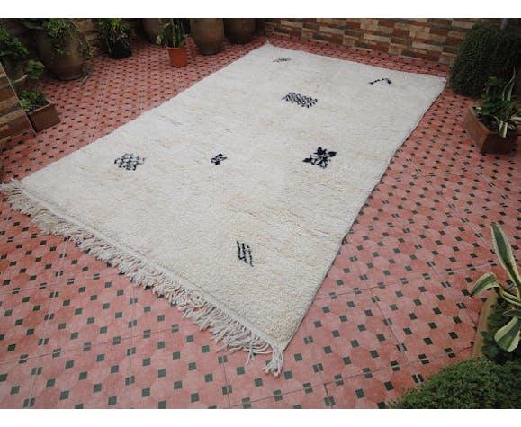 Beni Ouarin carpet 307 x 191 cm