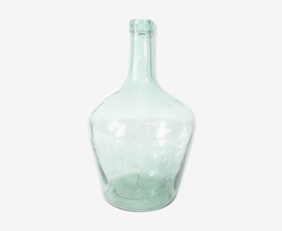 Dame jeanne 'verre soufflée