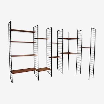 Shelf library Ladderax