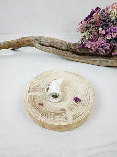 Pot à lait en céramique porcelaine de Paris d'Auteuil