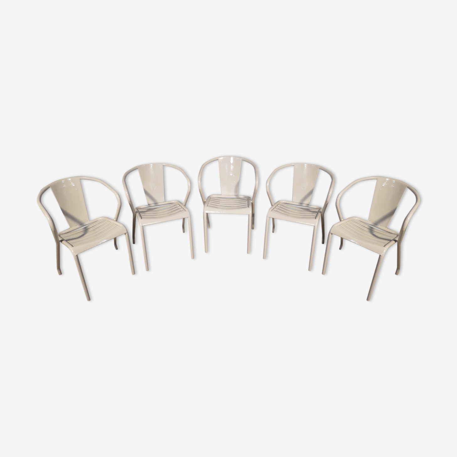 Tollix FT5 50s armchairs