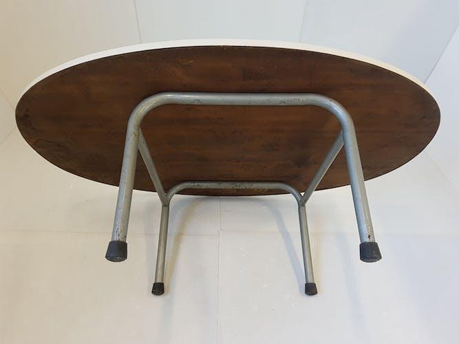 Table low vintage formica
