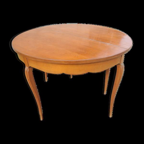 Table modulable en console