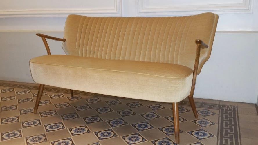 Sofa sofa cocktail years 50/60