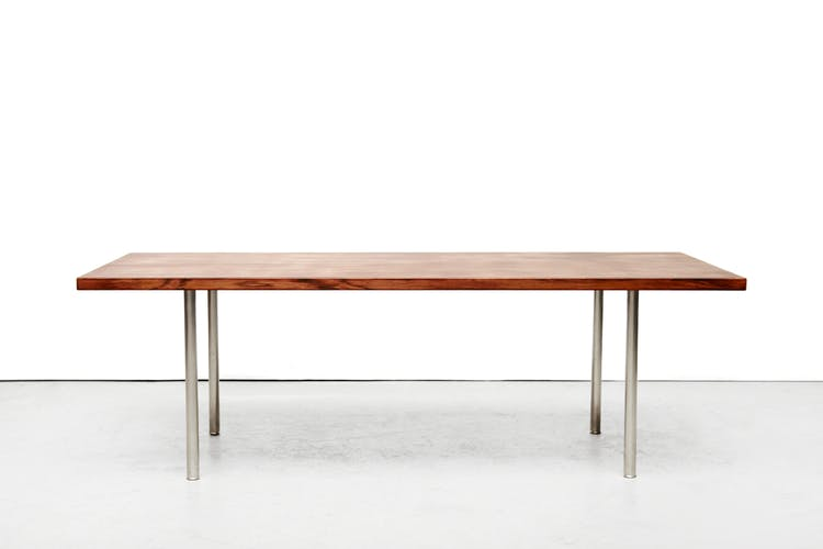 Coffee table model AT12 by Hans Wegner for Andreas Tuck 50s