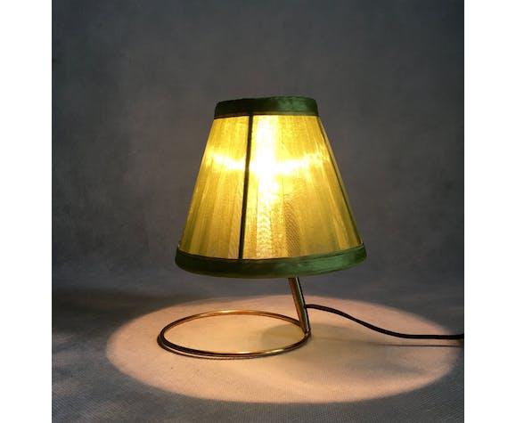 Lampe de chevet vintage J. T Kalmar années 1950 | Selency