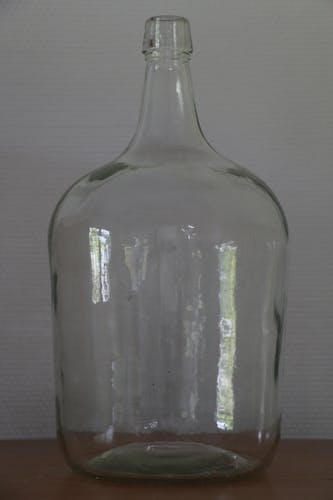 Demijohn transparent 5l