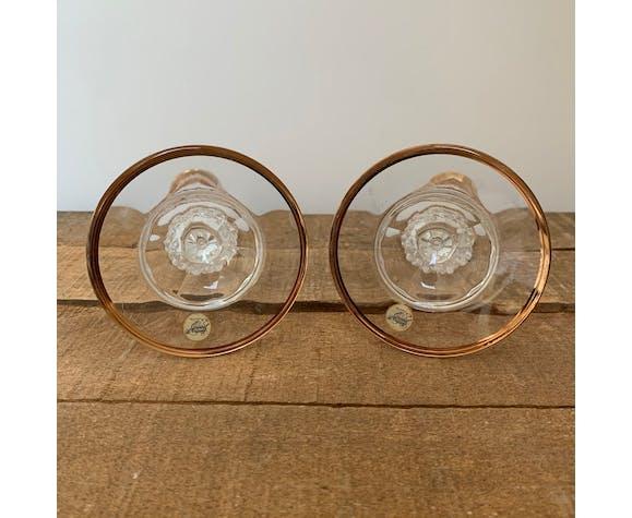 Chandeliers cristallerie d'arques