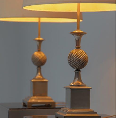 Paire de lampe de table - 1970