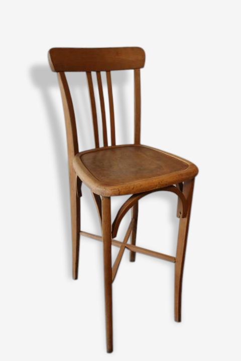 Ancienne chaise de bistrot vintage