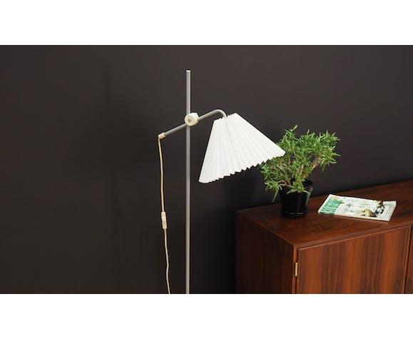 Lampadaire vintage, design danois rétro