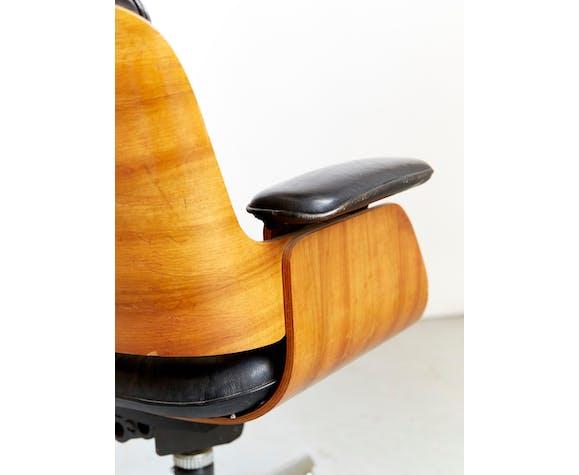 Chaise de bureau D49 de Hans Könecke pour Tecta, 1954