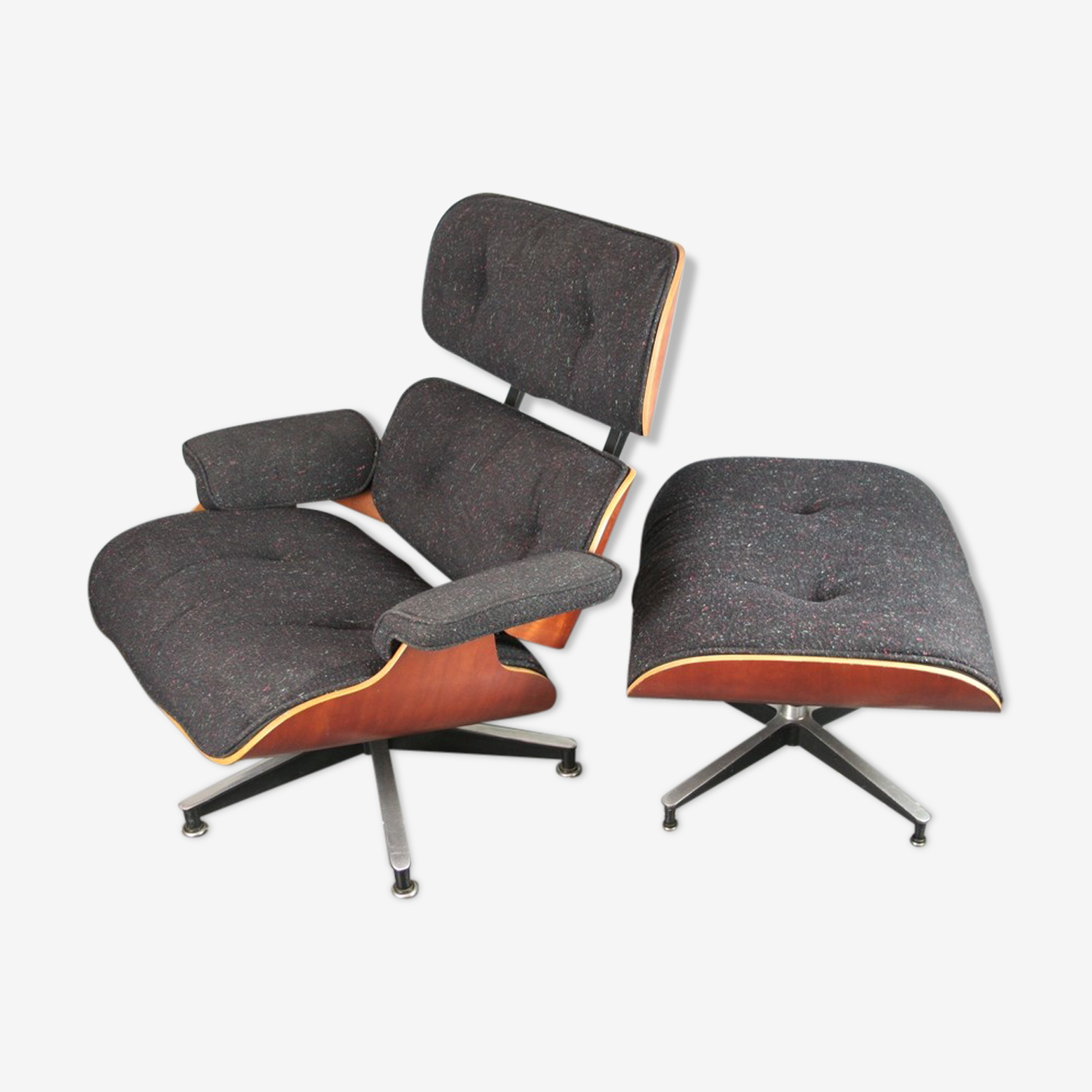 Lounge chair and ottoman  Eames Herman Miller