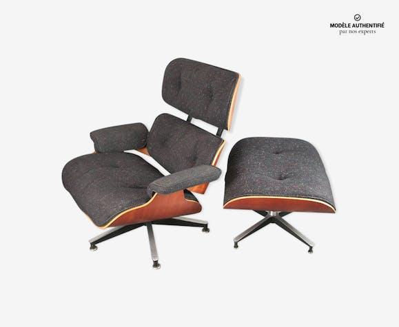 Lounge chair et ottoman Eames Herman Miller