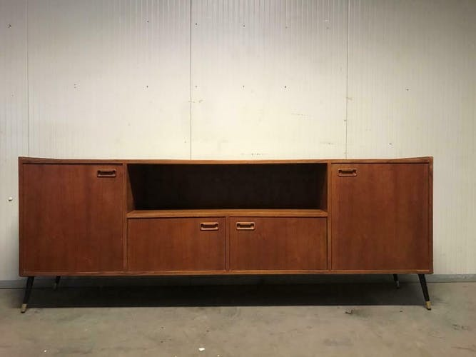 Meuble vintage buffet commode
